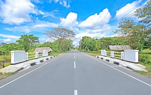 Bodagama – Hambegamuwa – Kaltota (B-528) Road