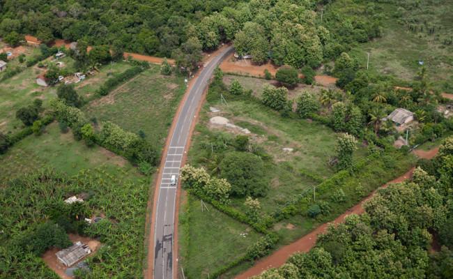 Paranthan Puthukudyiruppu Road (A35)