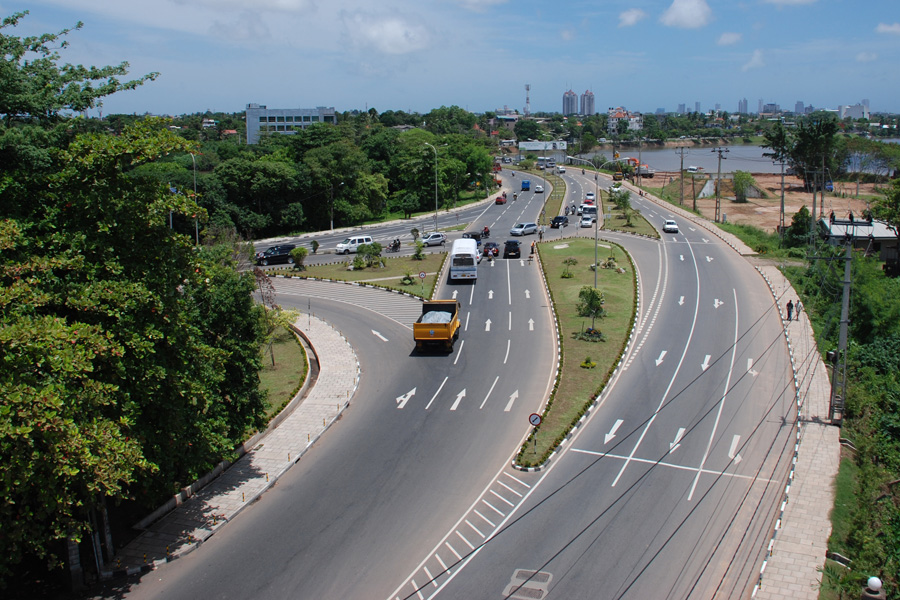 Image result for Polduwa roundabout