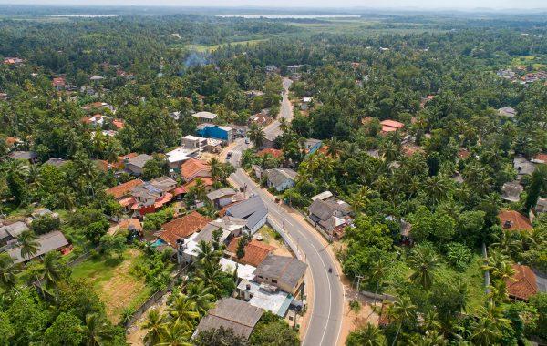 Wadduwa-Moronthuduwa (B-449) and Bellana-Moragala Road (B-544)