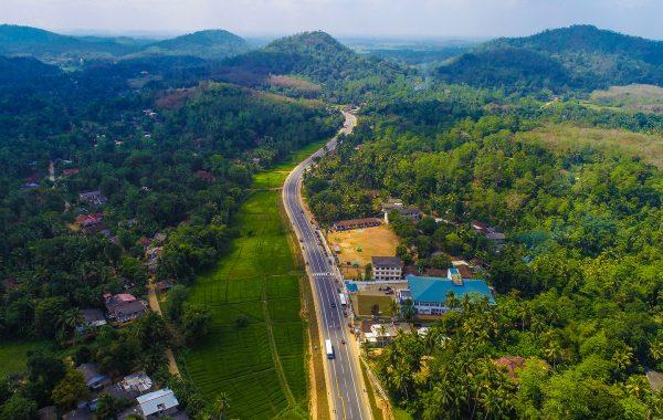 Southern Expressway Access Road to Madurugoda (B-157)