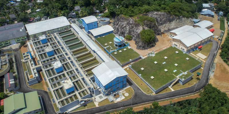 Oct2020-MAGA completes civil works of Kelani Right-Bank Water Supply Project