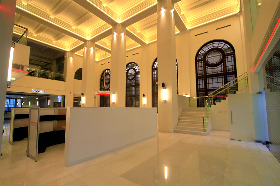 Refurbishment of HSBC Head Office Building, Colombo