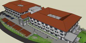 Para-Clinical Building, Faculty of Medicine – Sabaragamuwa University